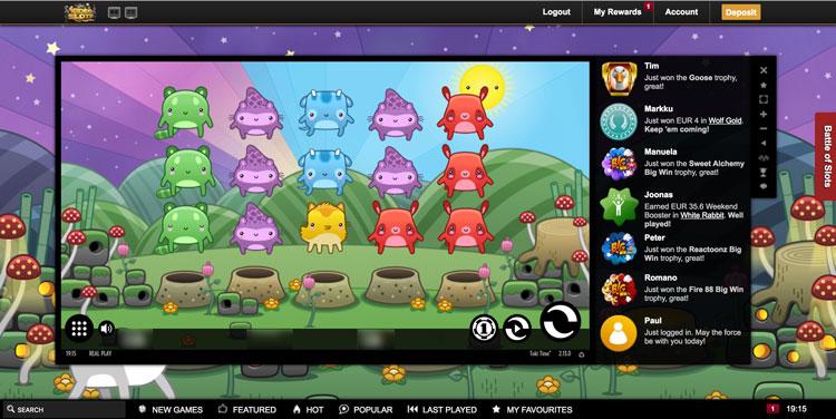 Toki Time peliautomaatti Videoslots kasinolla