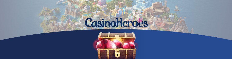 Casino Heroes kokemuksia
