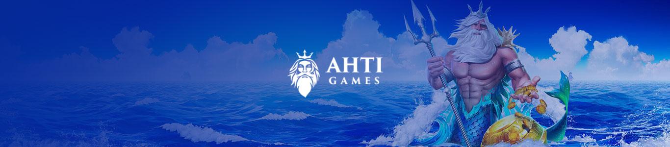 AHTI Games - Kuukauden paras talletusbonus