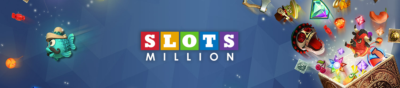Slotsmillion Casino banneri