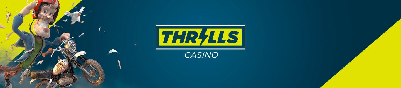 Thrills Casino banneri