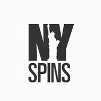NYSpins casino logo
