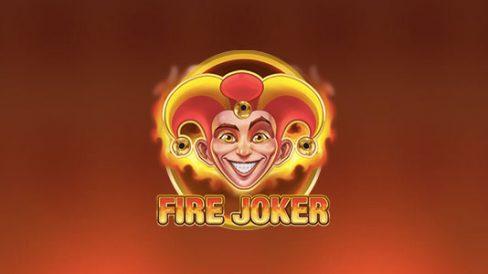 Fire Joker - Gämblerien suosima peliautomaatti