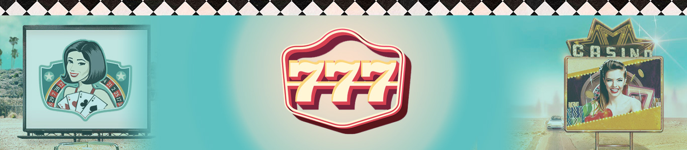 777 casino banneri
