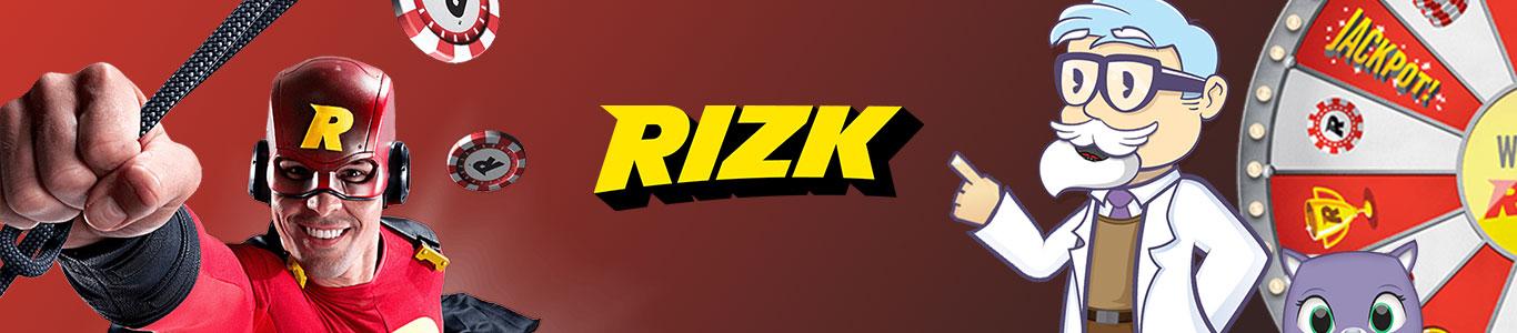 Rizk Casino ilman talletusta