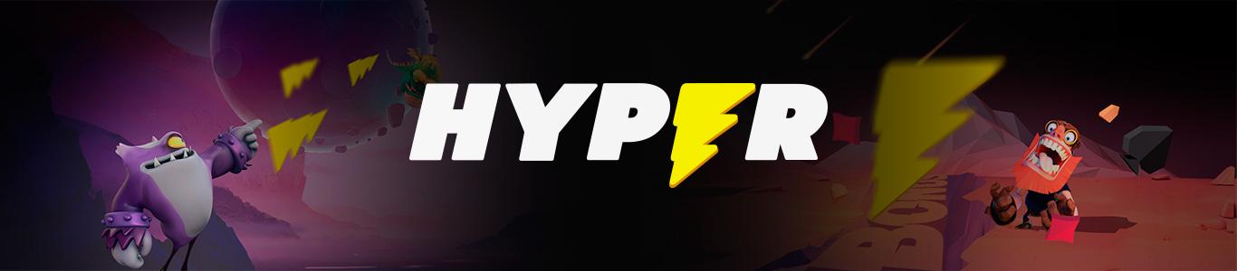 Hyper Casino banneri