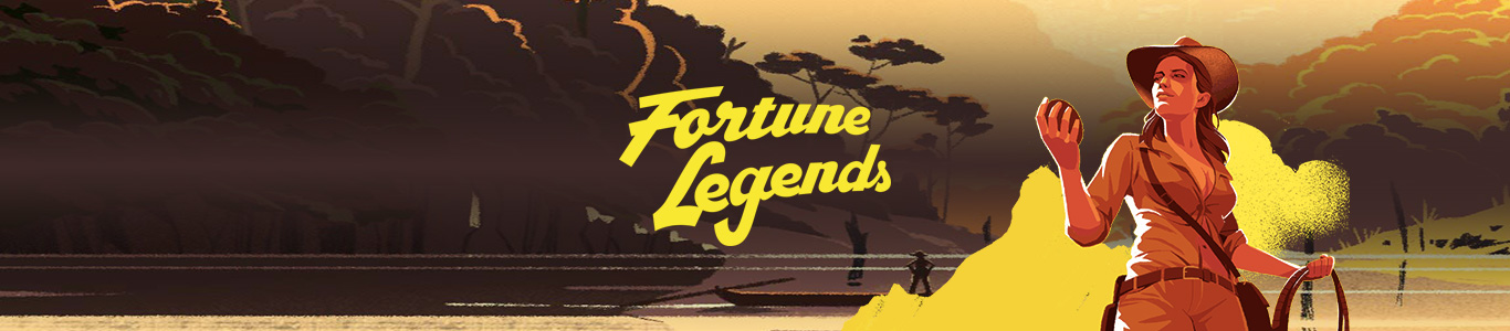 Fortune Legends banneri