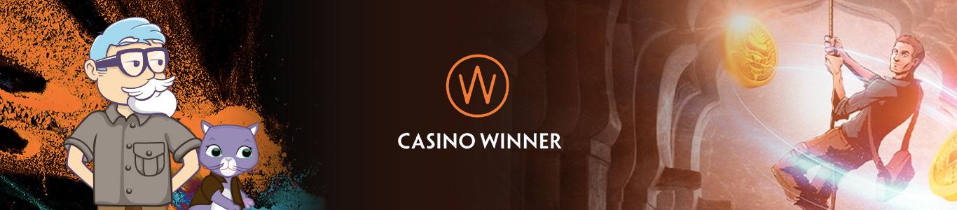 Elokuun paras nettikasino - Casino Winner