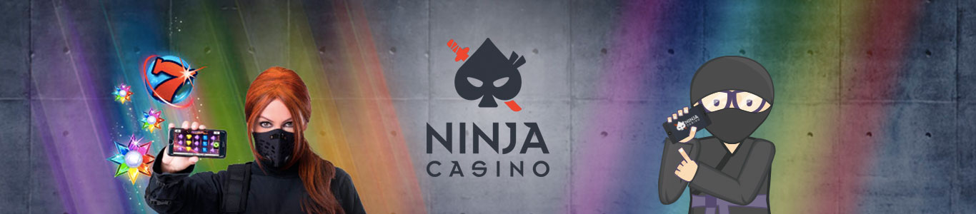 Lokakuun nettikasino Ninja Casino