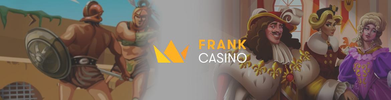 Frank Casino kokemuksia