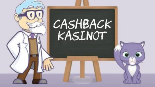 Cashback kasinot - kaikki käteispalautus kasinot 2021