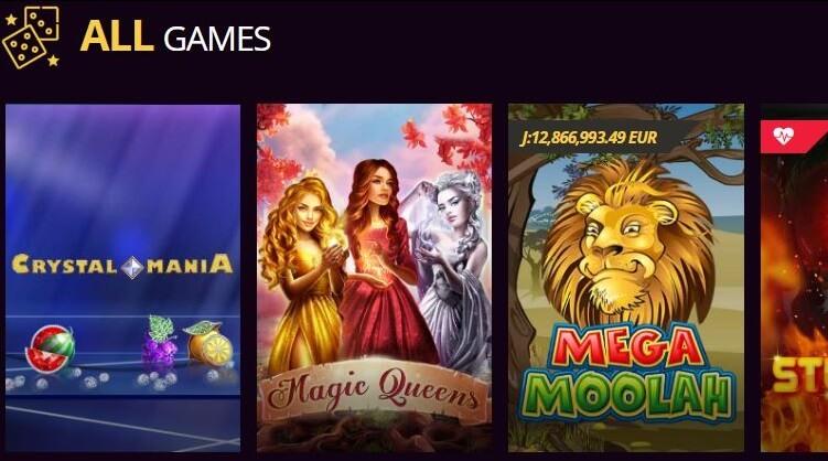 LV BET Casino games & slots