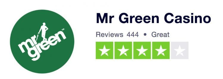 Mr Green Casino Reviews in Trustpilot