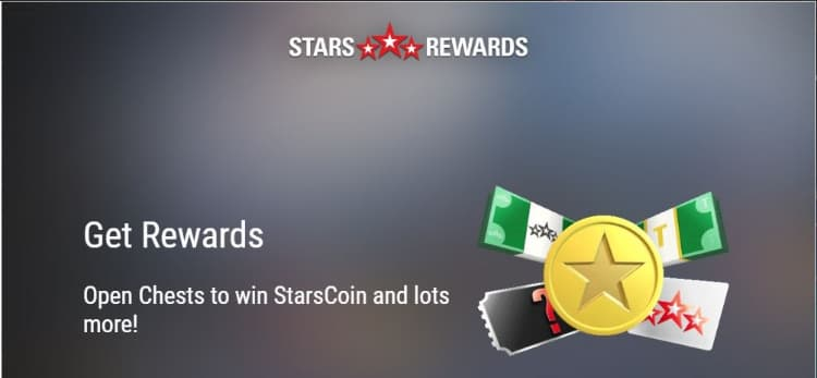 Stars Rewards for Casino, Poker & Sport