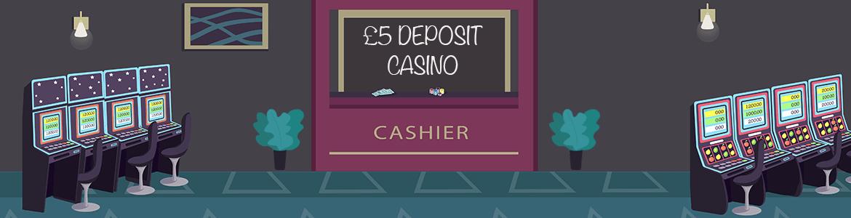 5 deposit slot sites free