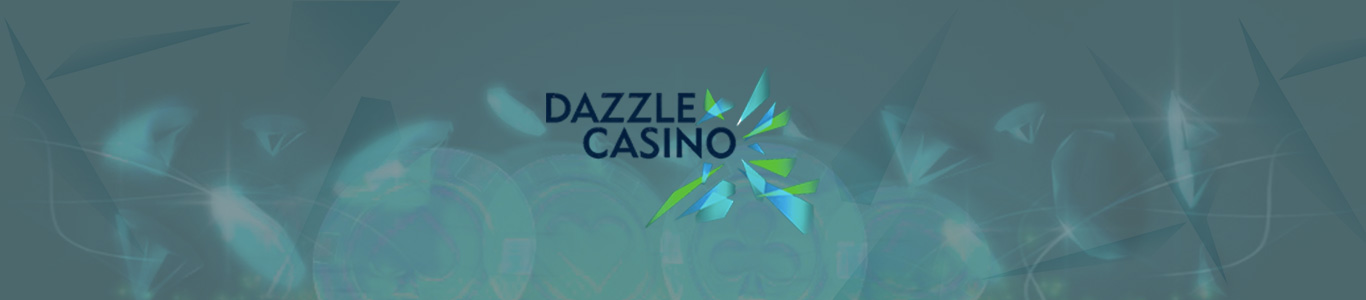 Dazzle Casino review banner