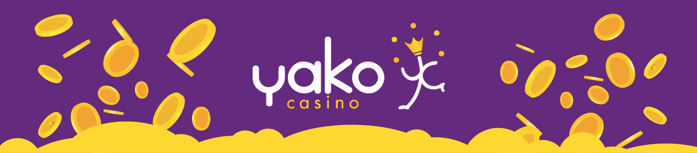 Yako Casino review banner