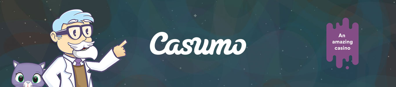 Huge casino bonus at Casumo