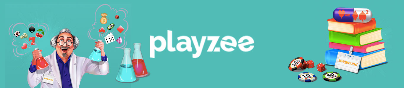 PlayZee Casino review banner