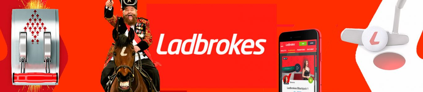Ladbrokes Casino Review banner