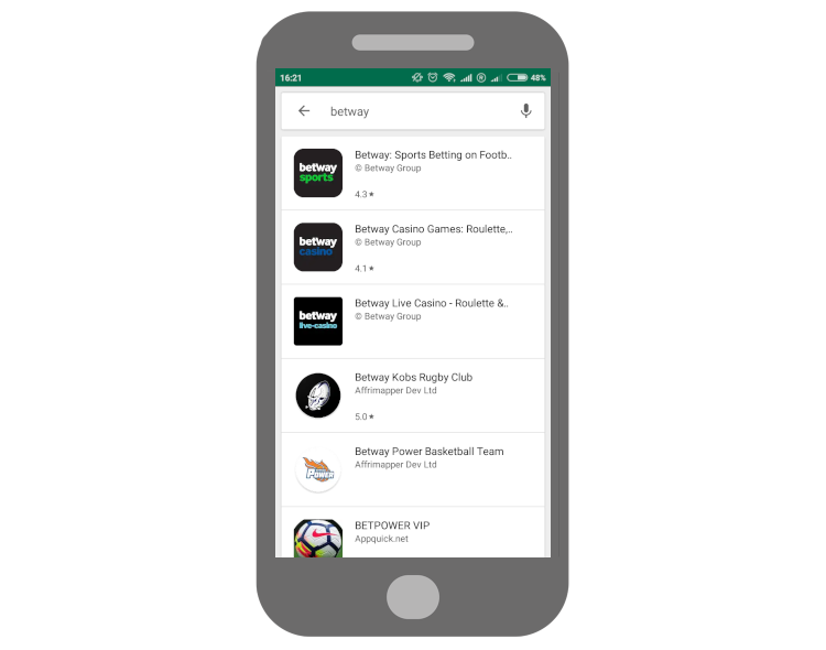 Betway Android Casino Apps on Google Play Store