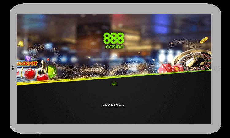 Best casino app - 888
