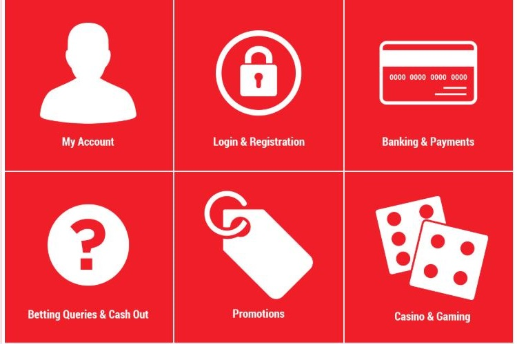 Ladbrokes Casino's FAQ Section