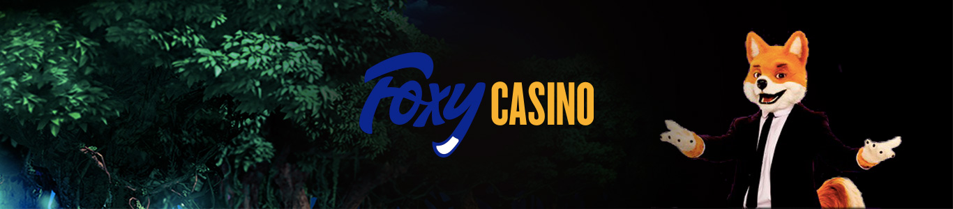 Foxy Casino Review banner