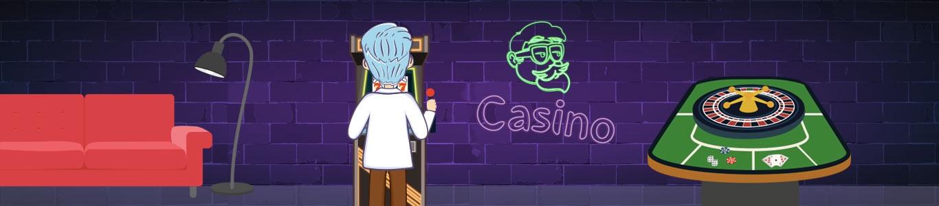 Exclusive bonus codes at Casino Professor
