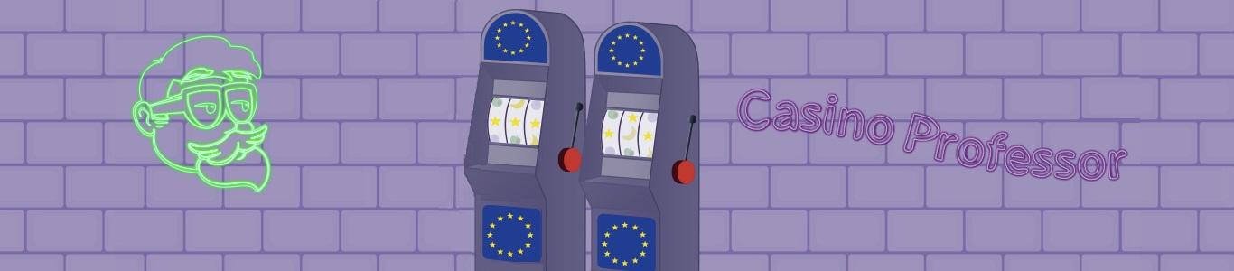 Pick from the best EU online casinos