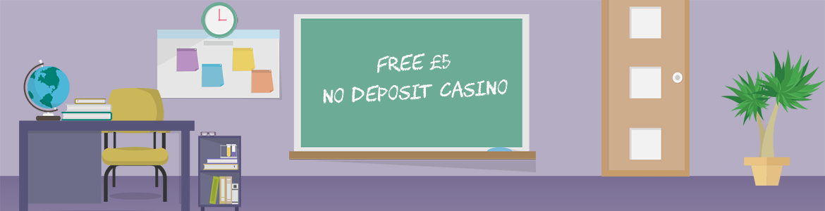 Free 5 No Deposit Casino Uk 2020 Best 5 Free No Deposit Bonus