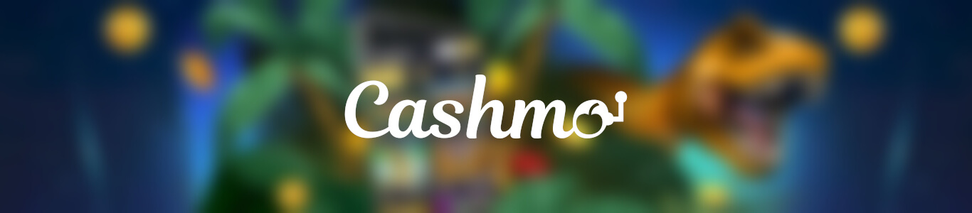 Cashmo Casino review banner