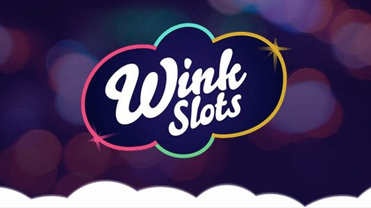 Casino bonus of the month - Wink Slots!