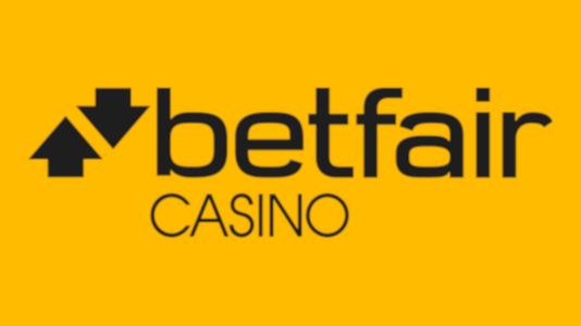 Top UK online casino from our list - Betfair!