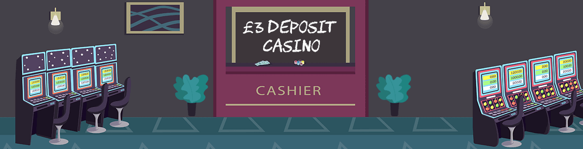 3 minimum deposit casino