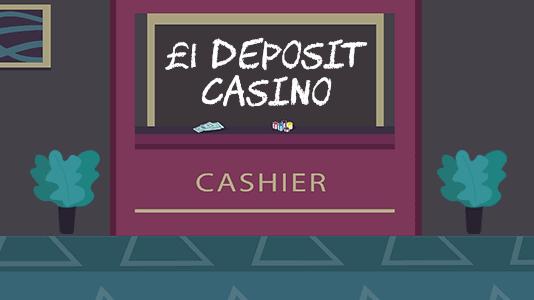 £1 Deposit Casino