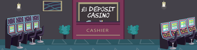 1 deposit casino - Learn about £1 min deposit casinos