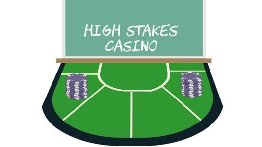 High Stakes Casino - Play high stakes roulette & more