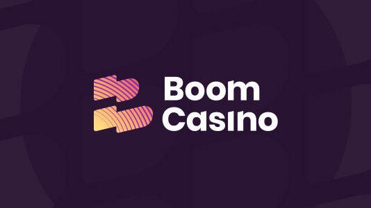 BoomCasino Banner