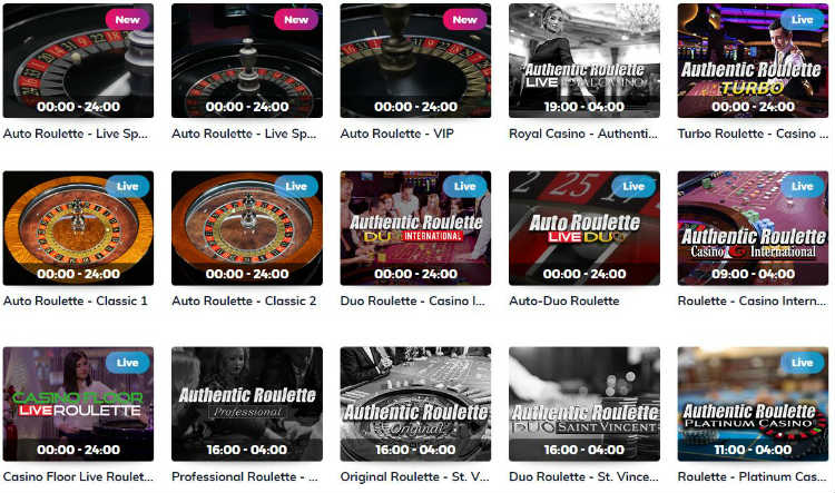 Multilotto Live Casino
