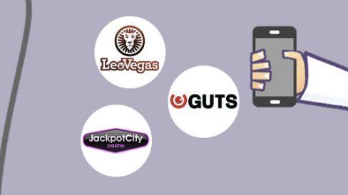 Die besten Einzahlungsboni für mobile Casinos im Februar