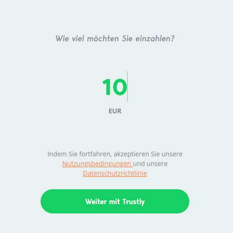 Einzahlungsbetrag-wählen