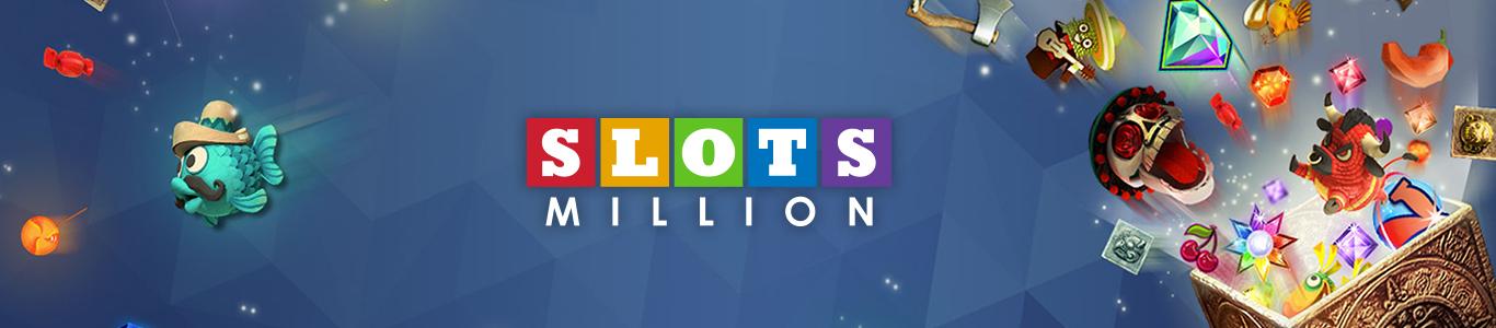 SlotsMillion banner