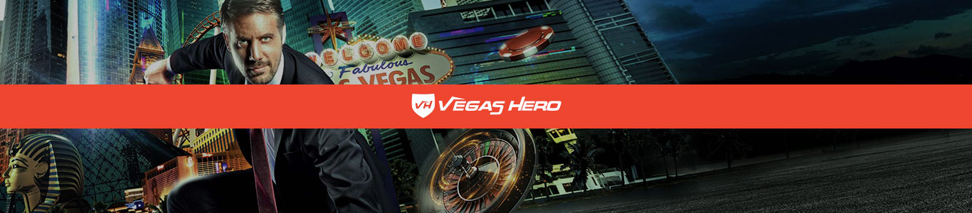 Vegas Hero banner