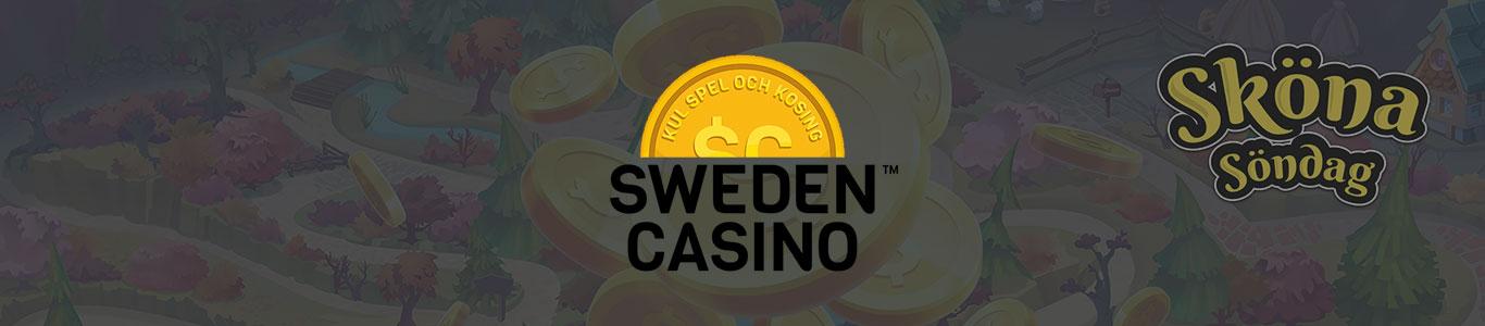 Sweden Casino banner