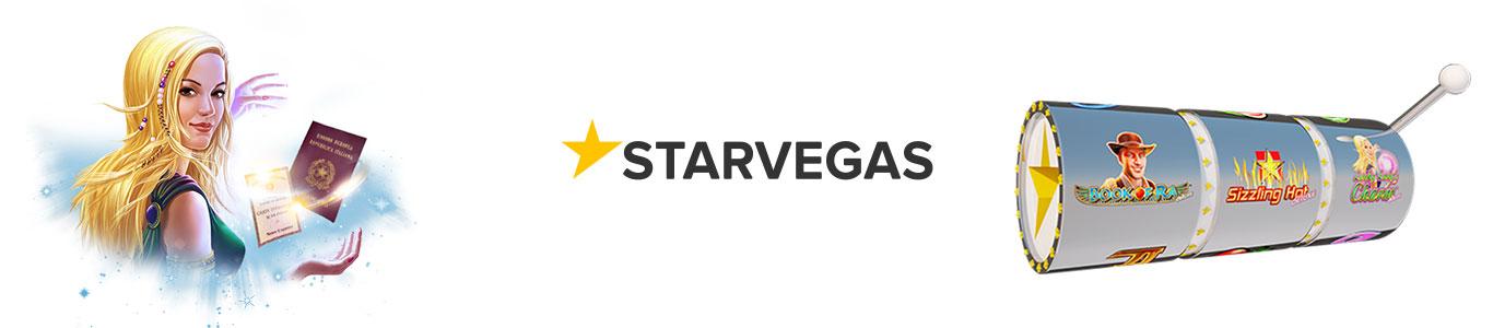 StarVegas esperienze