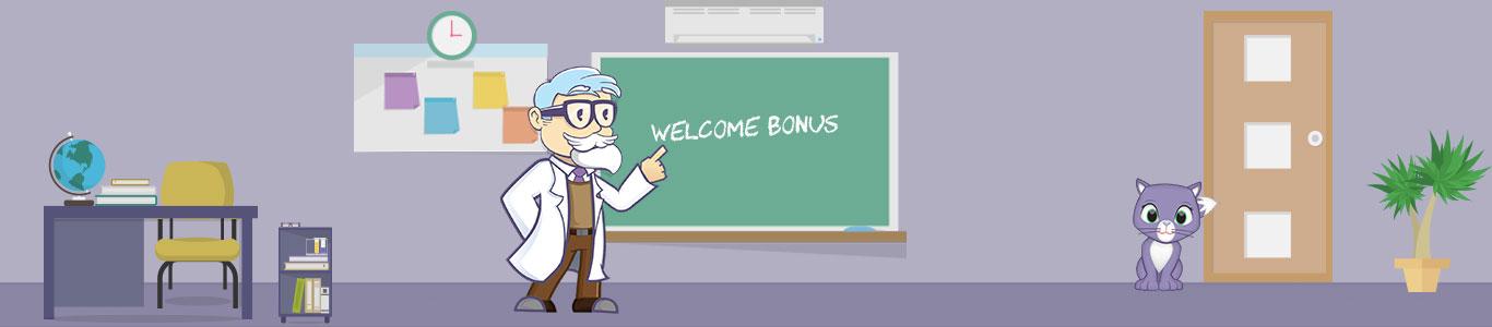 bonus di benvenuto
