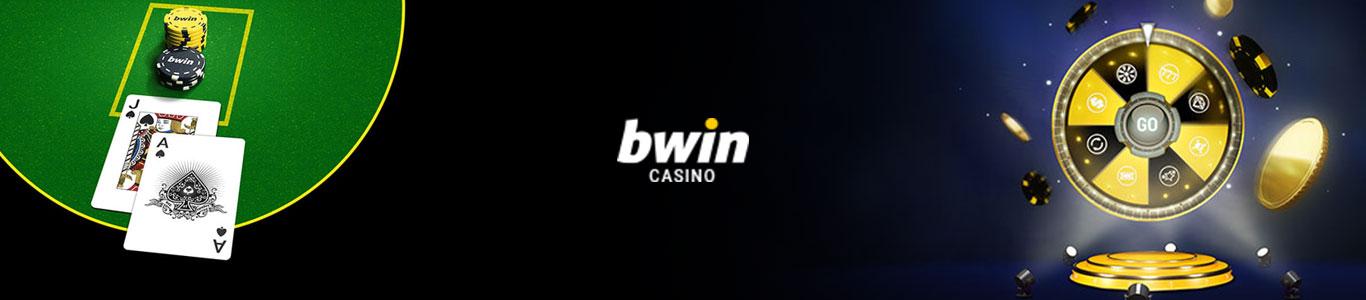 Banner Casinò Logo Bwin